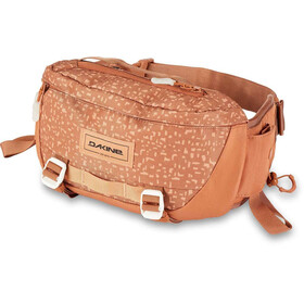Dakine Hot Laps 2l Hip Bag, marron/orange